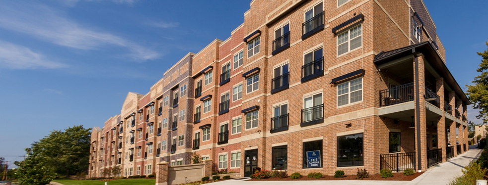 Overlook at Notre Dame reviews | Apartments at 54721 Burdette St - South Bend IN
