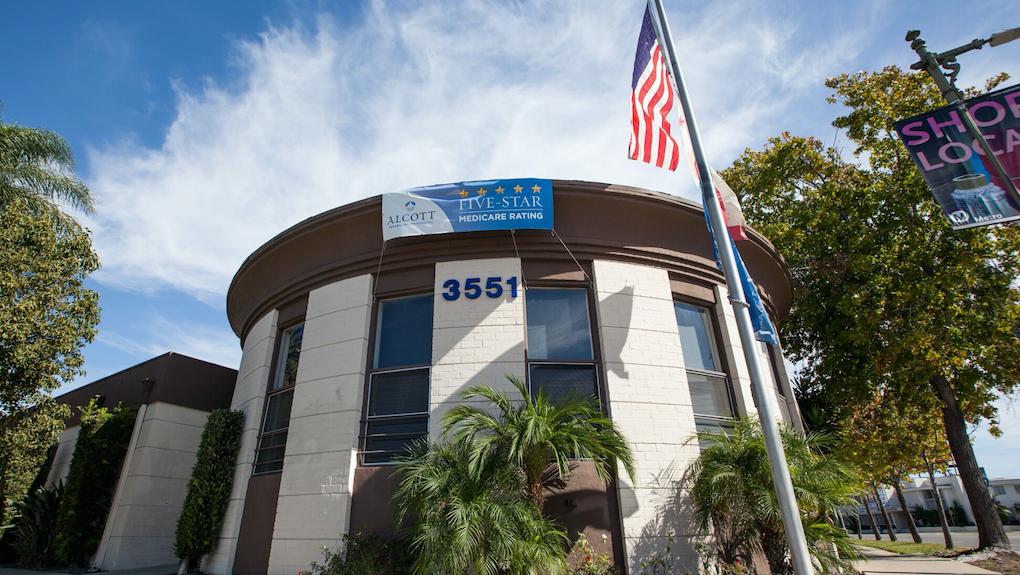 Alcott Rehab Hospital reviews | Healthcare at 3551 W Olympic Blvd - Los Angeles CA