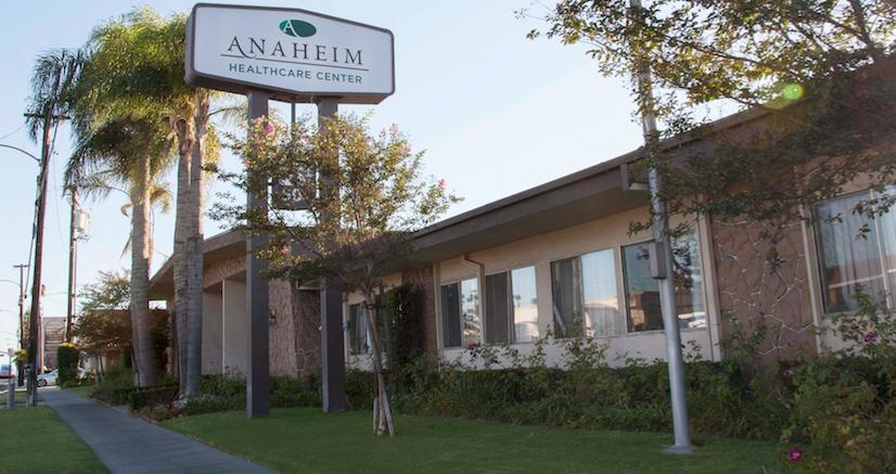 Anaheim Healthcare Ctr