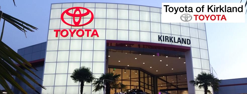 Toyota of Kirkland reviews | Auto Repair at 13210 NE 124th Street - Kirkland WA