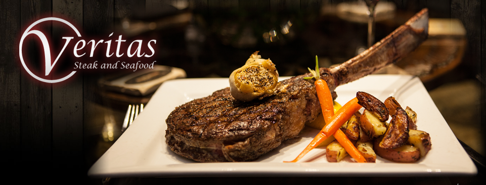 Veritas Steak And Seafood Reviews Restaurants At 1550 Lake Pointe