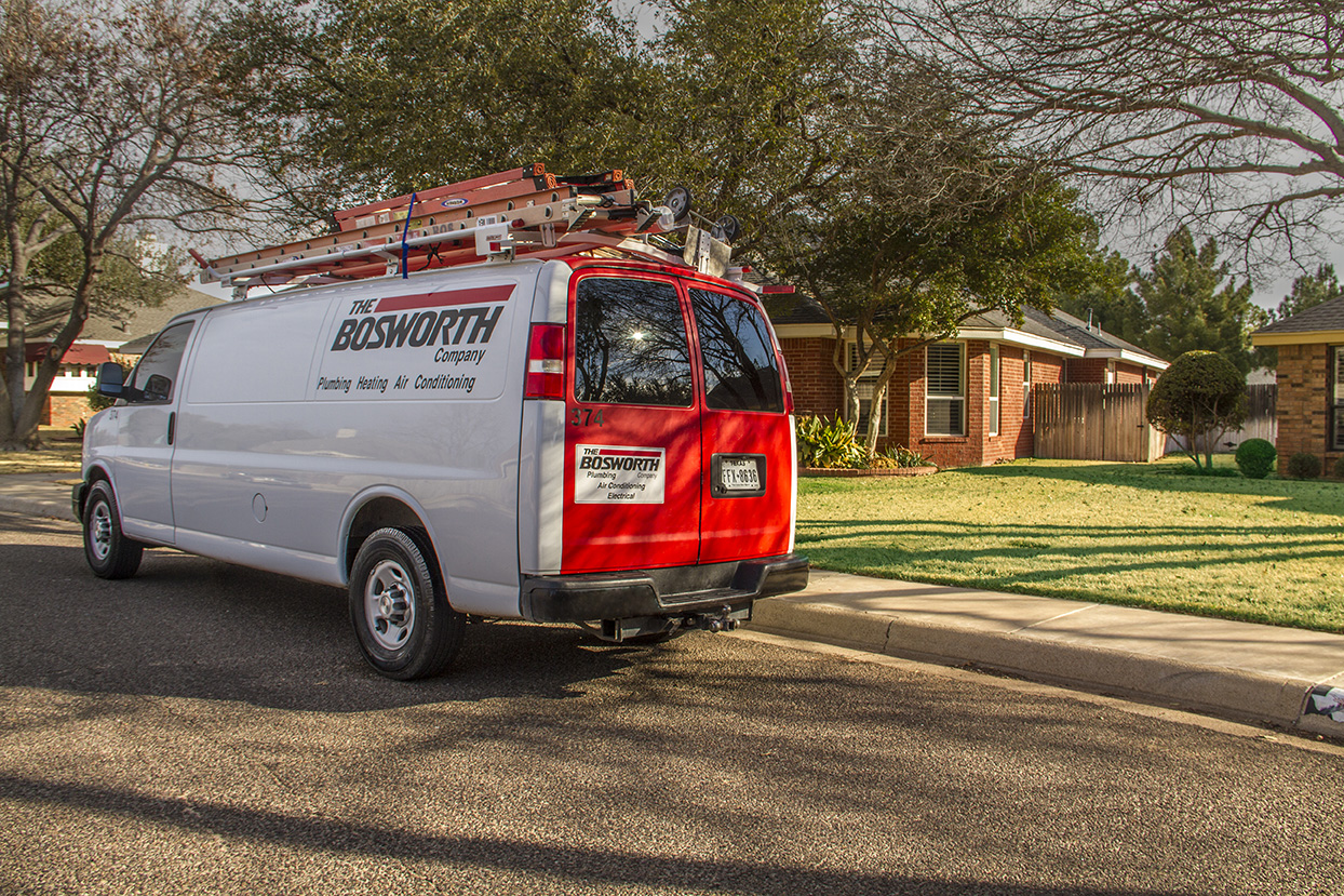 The Bosworth Company reviews | Contractors at 2205 W Industrial Ave - Midland TX