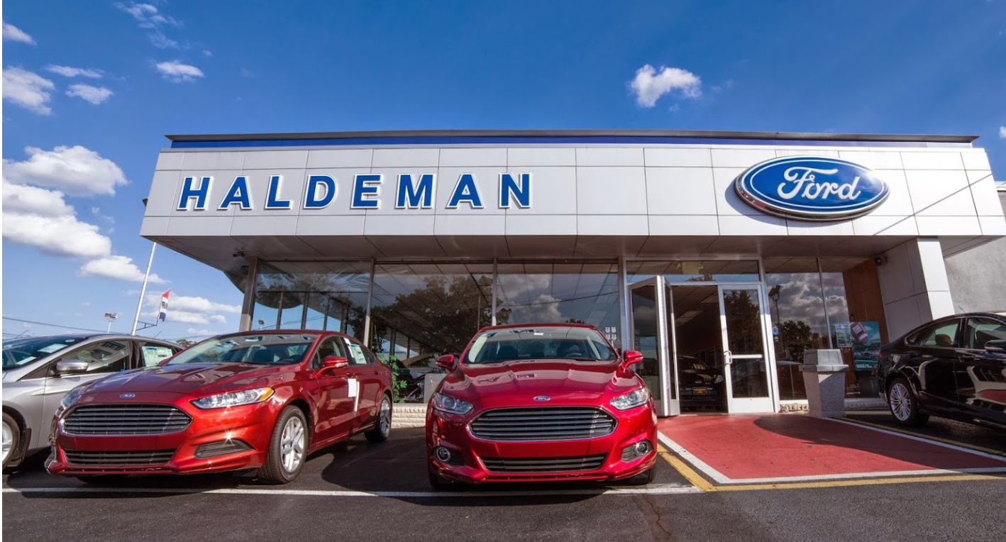 Haldeman Ford Hamilton reviews | Car Dealers at 607 NJ-33 - Trenton NJ