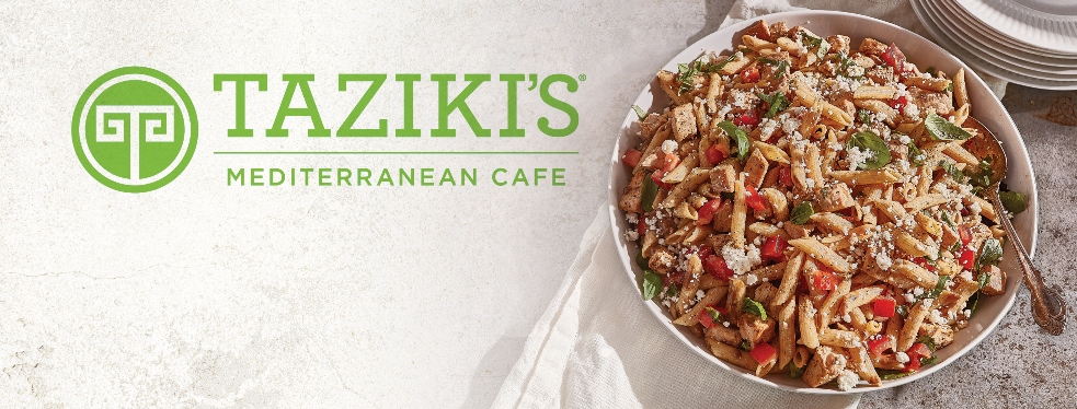 Taziki's Mediterranean Cafe reviews | Greek at 200 Crossings Lane - Mt. Juliet TN