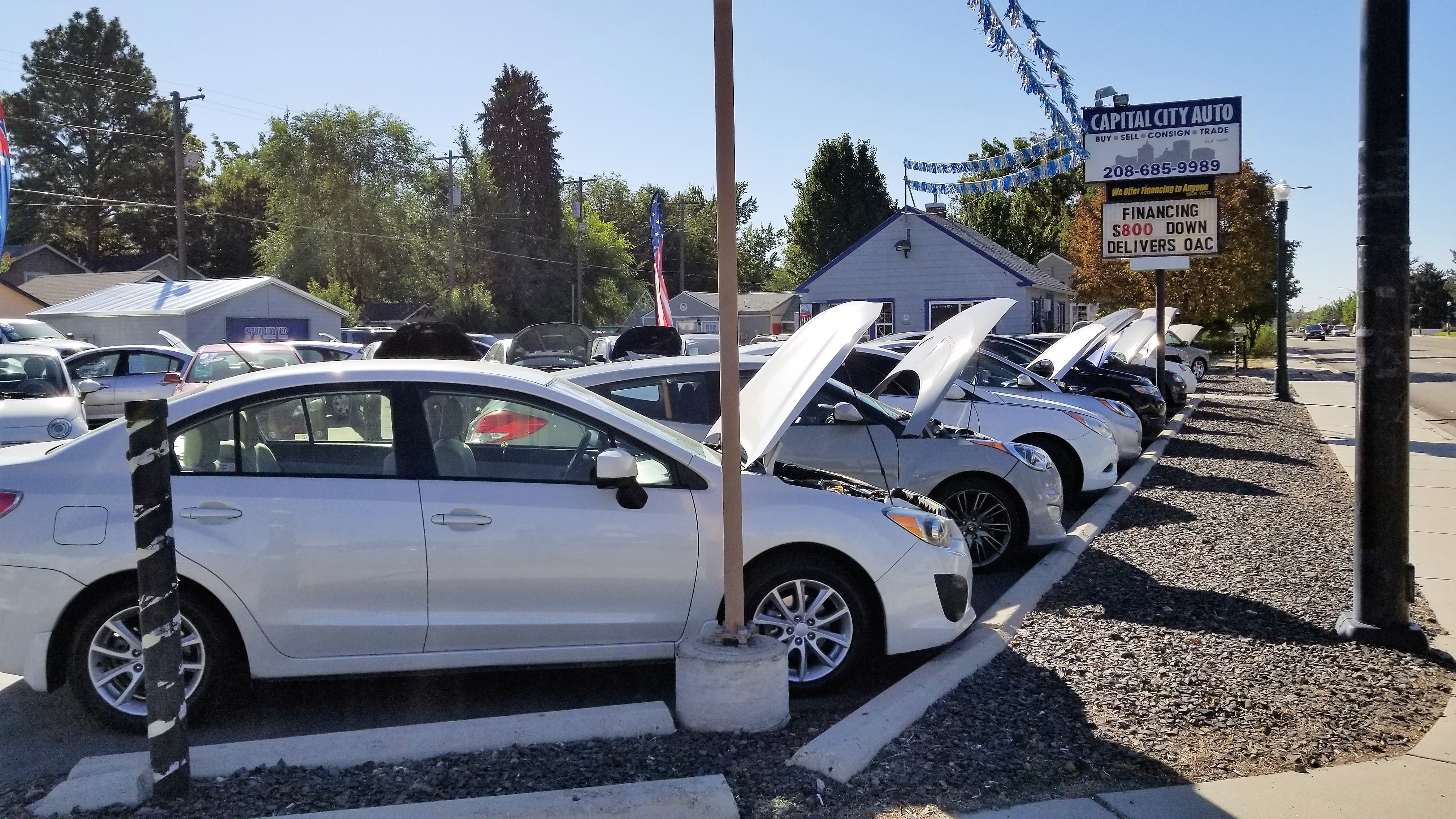Capital City Auto | Car Dealers at 1808 S Vista Ave - Boise ID - Reviews - Photos - Phone Number