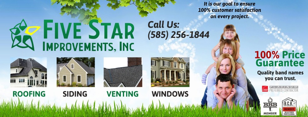 Five Star Improvements reviews | Home & Garden at 145 Norris Drive - Rochester NY