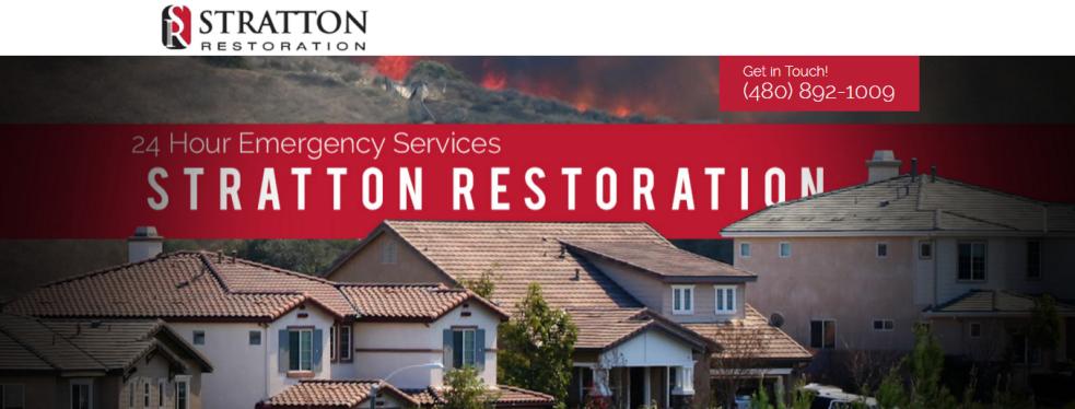 Stratton Restoration reviews | Carpet Cleaning at 2918 S Alma School Rd - Mesa AZ