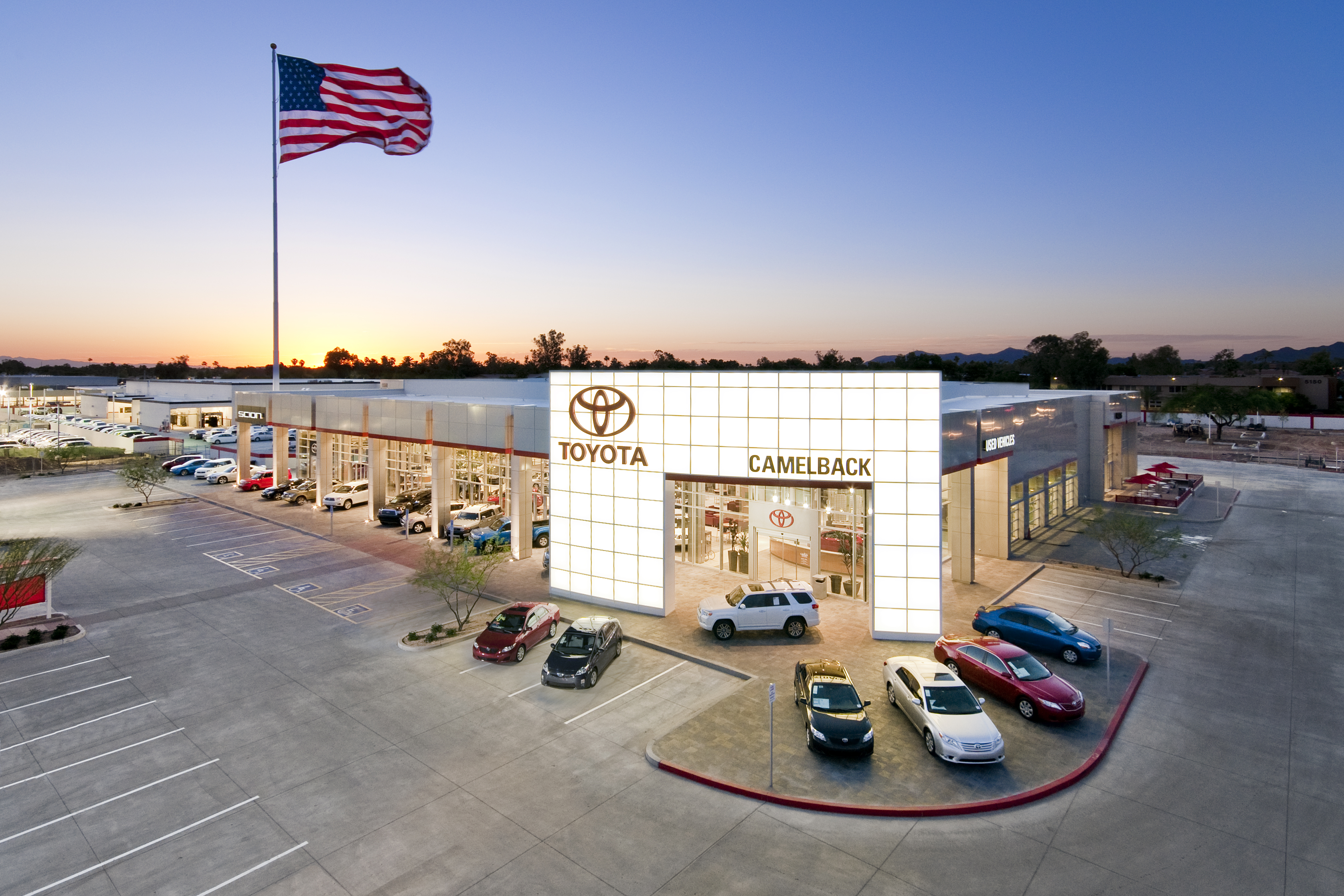 Camelback Toyota Reviews Automotive At 1550 E Camelback