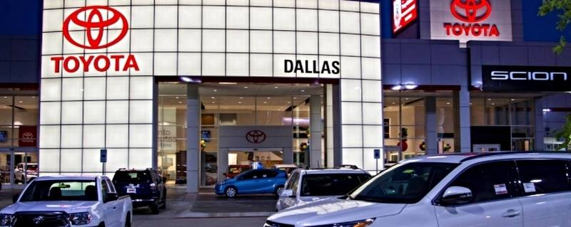 toyota of dallas reviews | car dealers at 2610 forest ln - dallas tx