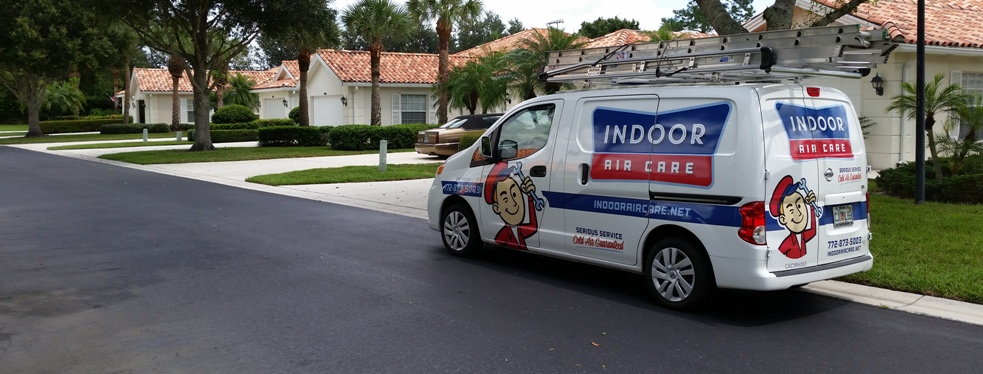 Indoor Air Care Inc reviews | Heating & Air Conditioning/HVAC at 1934 SW Biltmore Street - Port Saint Lucie FL
