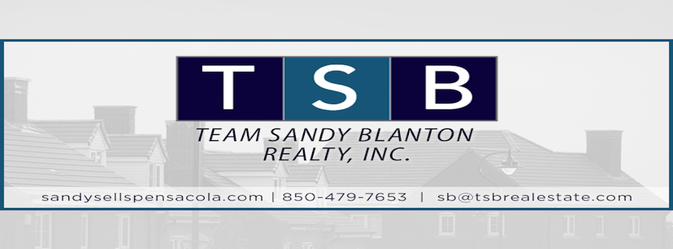Team Sandy Blanton Realty, Inc. reviews | Real Estate Agents at 1225 W Gregory St - Pensacola FL