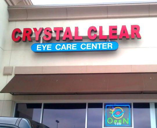 Crystal Clear Eye Care reviews | Optometrists at 190 N New Rd - Waco TX