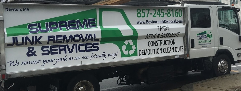 Supreme Junk Removal & Services reviews | Demolition Services at 268 Centre Streen - Newton MA