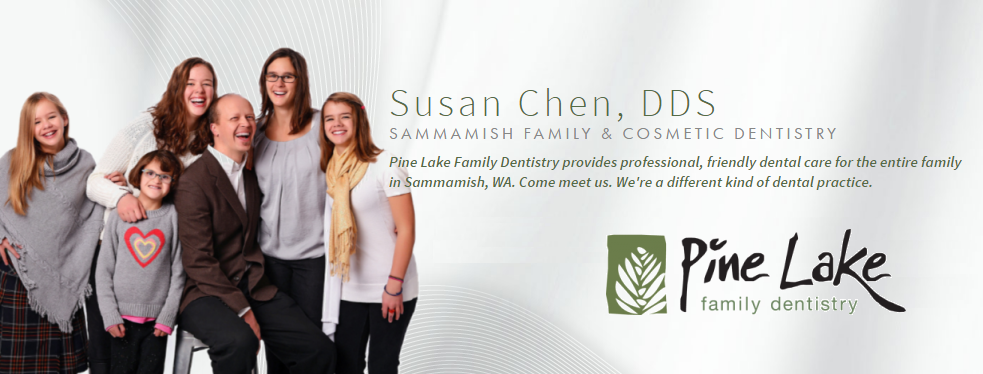 Pine Lake Family Dentistry: Dr. Susan Chen reviews | Cosmetic Dentists at 2908 228th Ave SE - Sammamish WA