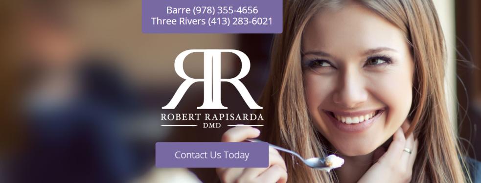 Robert Rapisarda, DMD reviews | Cosmetic Dentists at 2085 Main St - Three Rivers MA