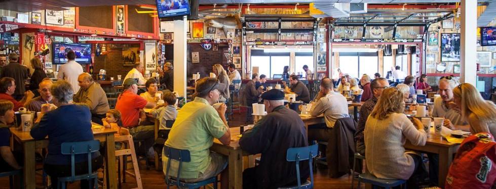Martin's Bar-B-Que Joint reviews   Barbeque at 3108 Belmont Blvd. - Nashville TN