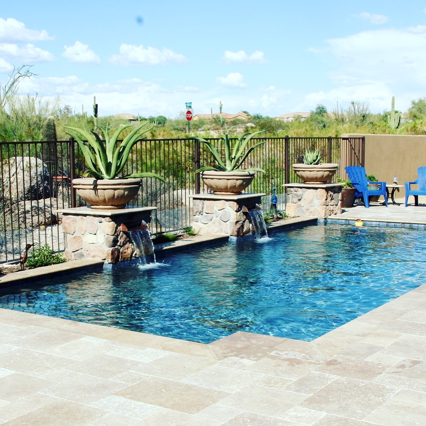 Arizona Pool and Spa Renovations | Swimming Pools at 14362 N Frank Lloyd Wright Blvd - Scottsdale AZ - Reviews - Photos - Phone Number