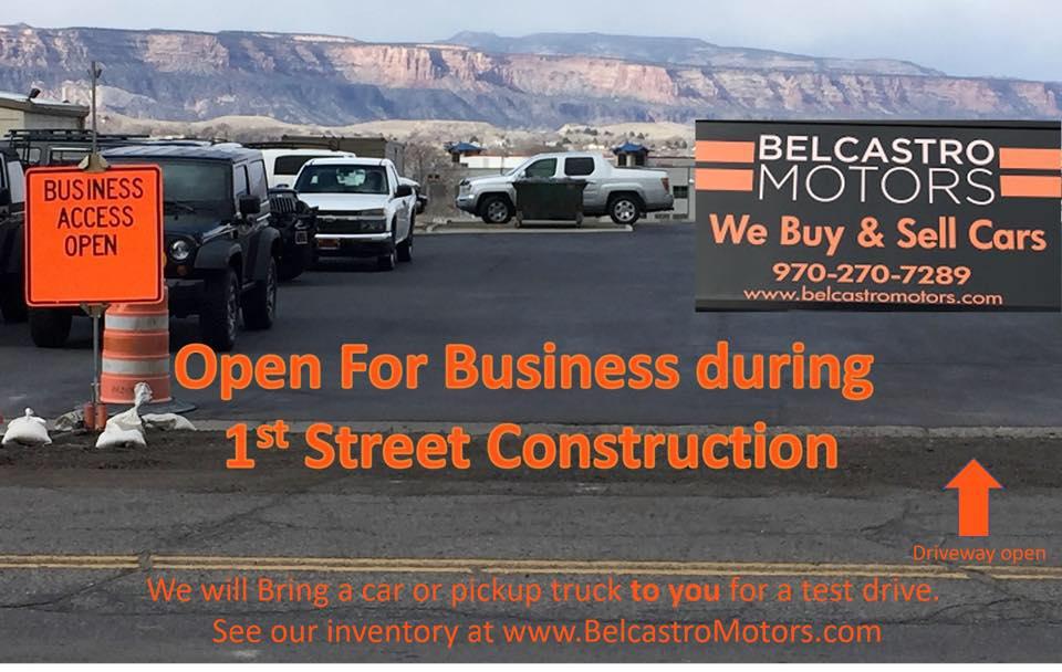 Grand Junction Car Dealers >> Belcastro Motors Reviews Car Dealers At 901 N 1st St Grand