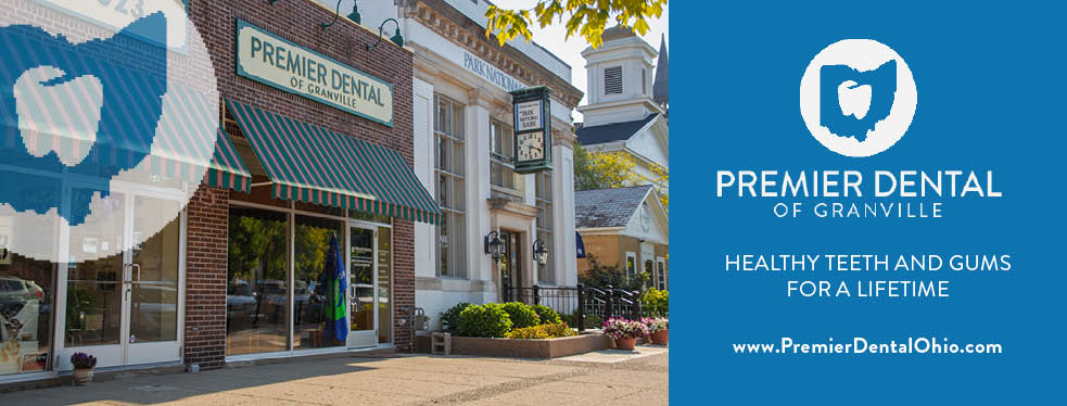 Premier Dental of Granville reviews | Cosmetic Dentists at 121 E Broadway - Granville OH