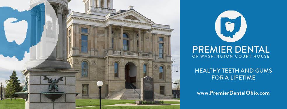 Premier Dental of Washington Court House reviews | Dentists at 308 Highland Ave - Washington Court House OH