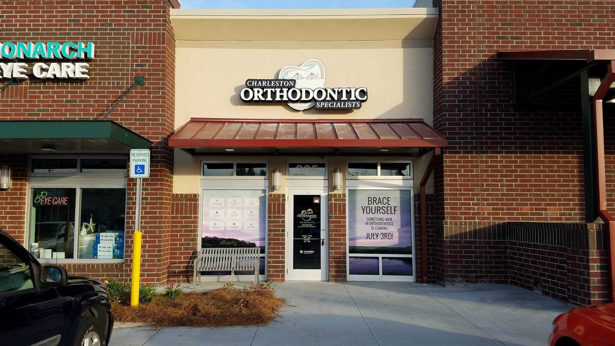Charleston Orthodontic Specialists reviews | Orthodontists at 1101 North Main Street - Summerville SC