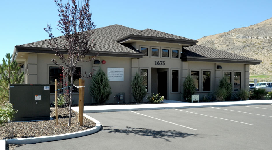 Carson Periodontics reviews | Periodontists at 1675 Vista Ln - Carson City NV