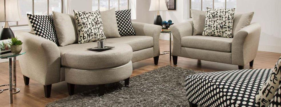 Delicieux National Furniture Liquidators