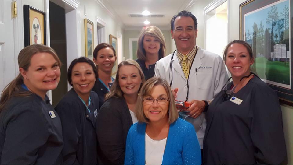 Dr John Corella reviews | Dentists at 100 Harth Place - Summerville SC