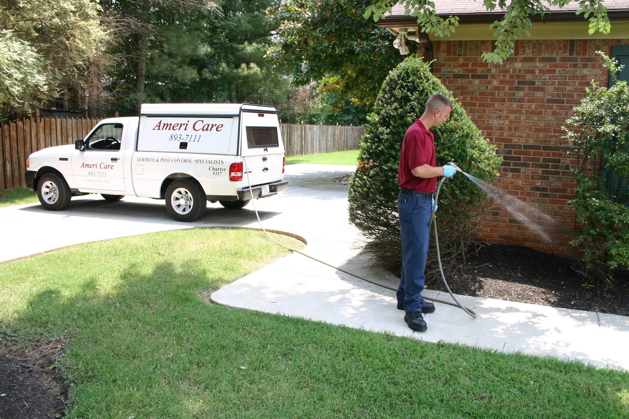 Ameri Care Services, Inc reviews | Pest Control at 526 S Walnut St - Murfreesboro TN
