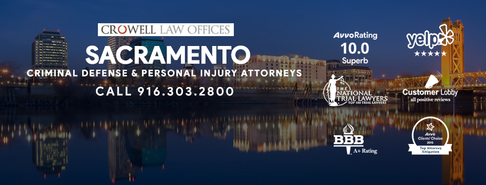 Crowell Law Offices reviews | Criminal Defense Law at 1510 J St #230 - Sacramento CA