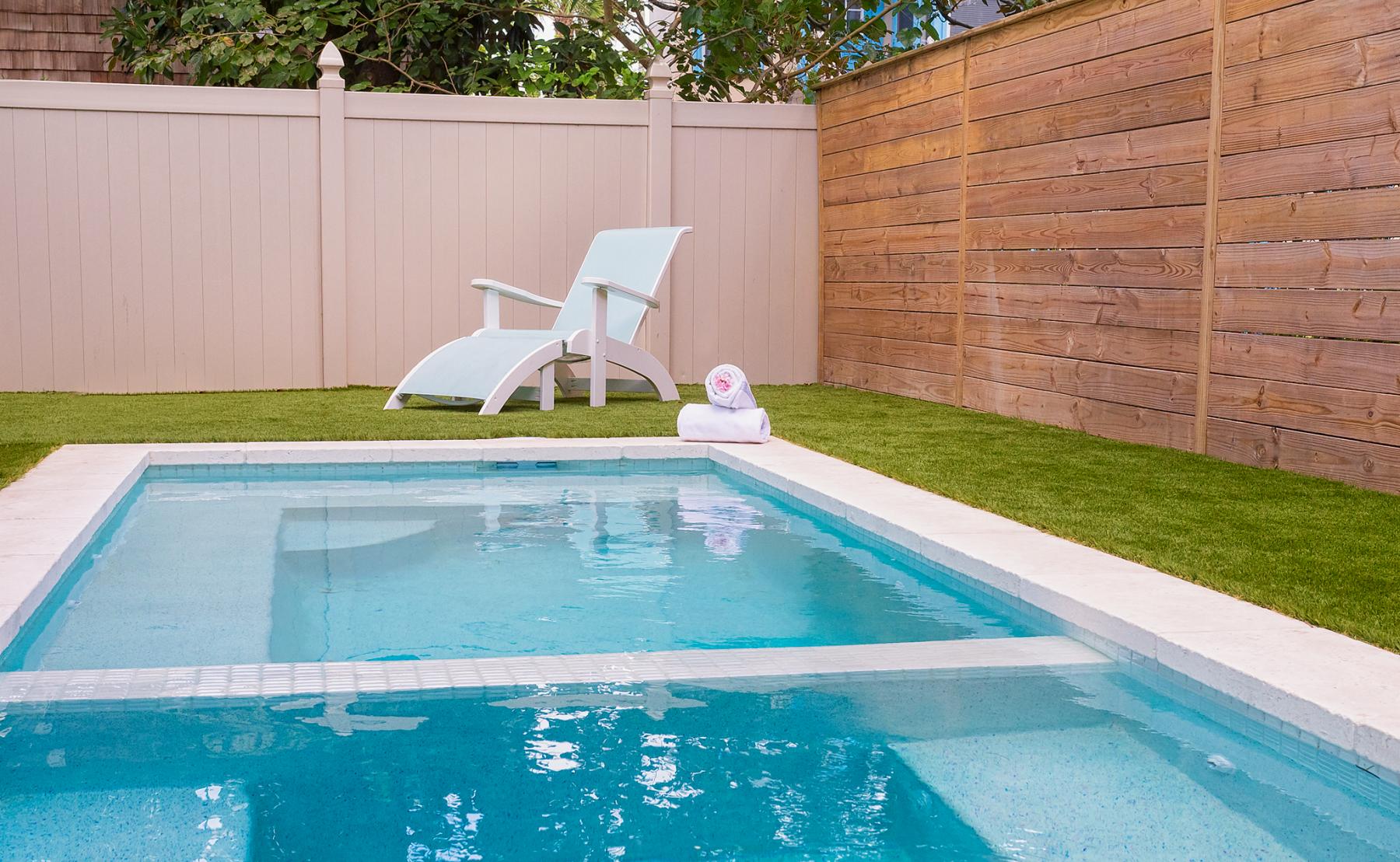 luxury pools swimming pools at 1534 oak st jacksonville fl
