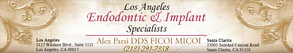 Dr. Alex Parsi Endodontics & Implant Specialists reviews | Cosmetic Dentists at 1127 Wilshire Blvd. - Los Angeles CA