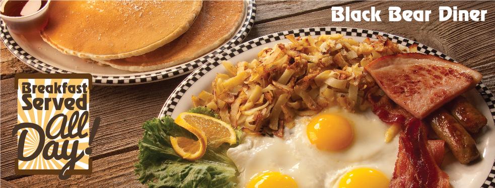 Black Bear Diner reviews | Breakfast & Brunch at 1610 E 17th Street - Idaho Falls ID