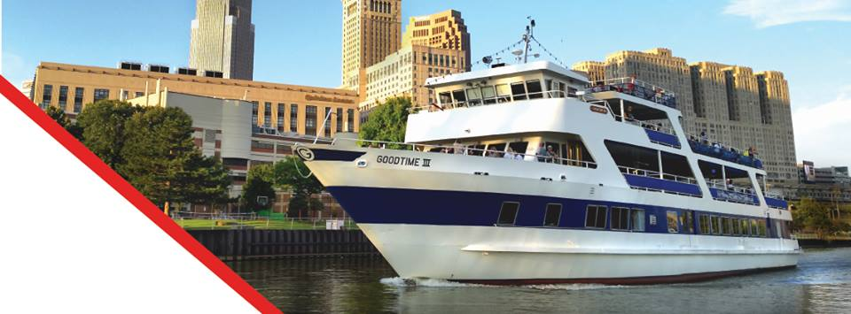 GOODTIME III reviews | Boat Charters at 825 E 9th St - Cleveland OH