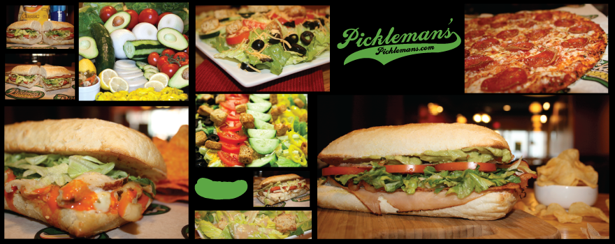 Pickleman's Gourmet Café reviews | Burgers at 1442 O Street - Lincoln NE