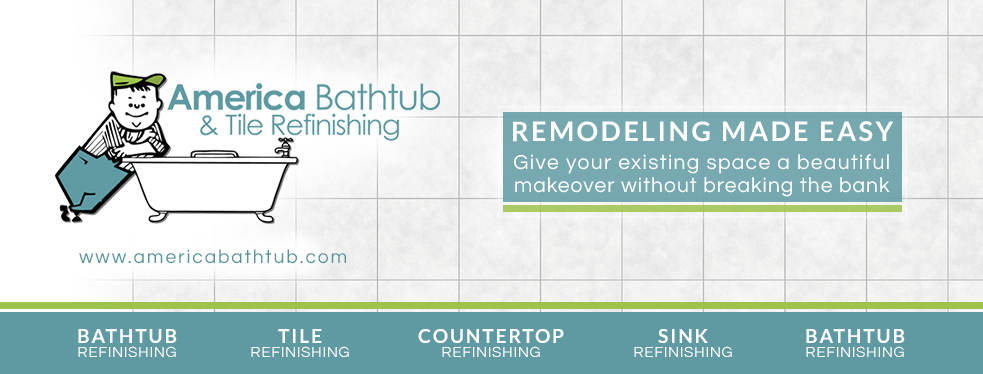 America Bathtub and Tile Refinishing | Kitchen & Bath at 13263 SW ...