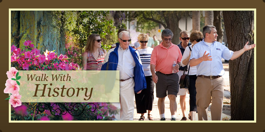 Charleston Strolls - History Tours reviews | Tours at 18-C Anson Street - Charleston SC