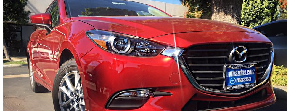 Antelope Valley Mazda | Car Dealers at 1015 Auto Mall Dr - Lancaster
