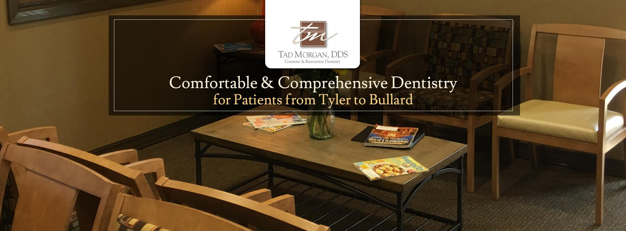 Tad Morgan, DDS reviews | Cosmetic Dentists at 16409 FM 344 West - Bullard TX