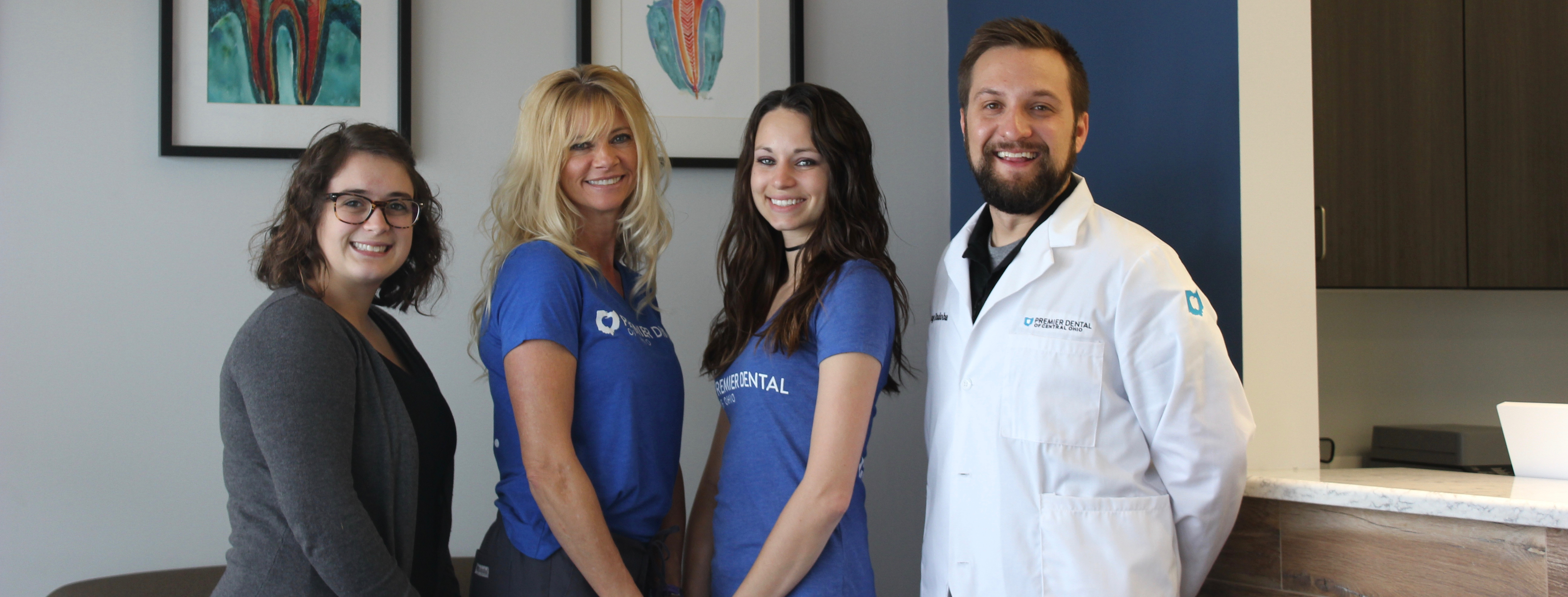 Premier Dental of Sunbury reviews | Cosmetic Dentists at 169 State Route 3 - Sunbury OH