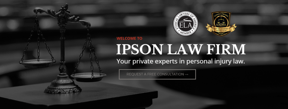 Ipson Law Firm, PLLC reviews | Personal Injury Law at 4455 s 700 E ste 301 - MILLCREEK UT