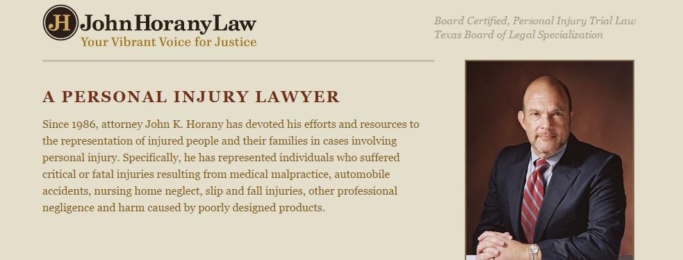 John K Horany PC reviews   Legal Services at 4311 Oak Lawn Ave. - Dallas TX