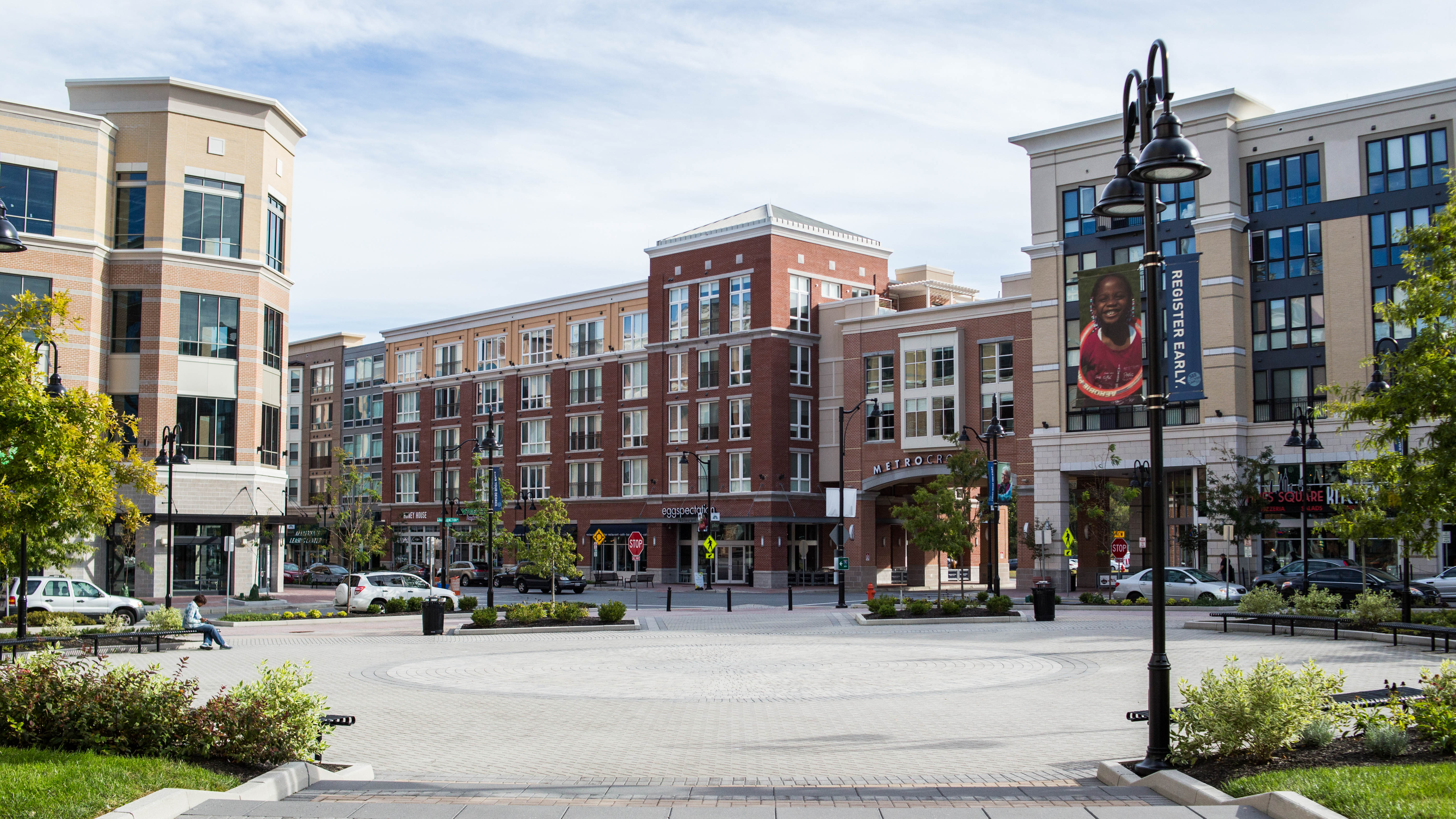 Metro Crossing Apartments At Metro Centre | Real Estate At 10209 Grand  Central Ave   Owings Mills MD