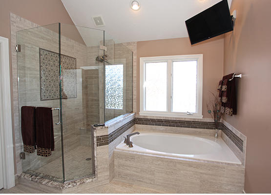 Booher Remodeling Company Reviews Construction At 48 W 48st St Magnificent Bathroom Remodel Indianapolis