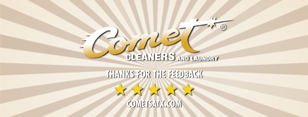 Comet Cleaners and Laundry San Antonio reviews   Dry Cleaning & Laundry at 1218 W Bitters Rd #109 - San Antonio TX