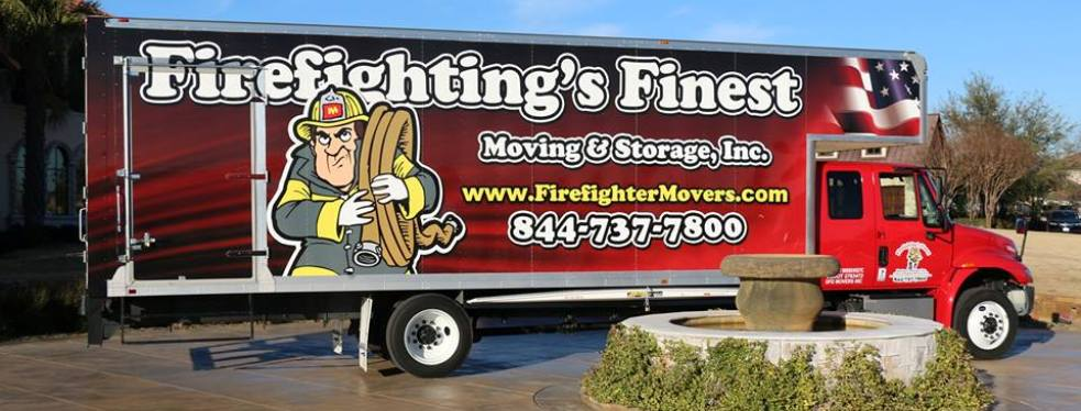 Firefighting's Finest Moving & Storage reviews | Movers at 22026 Mossy Oaks Rd - Houston TX