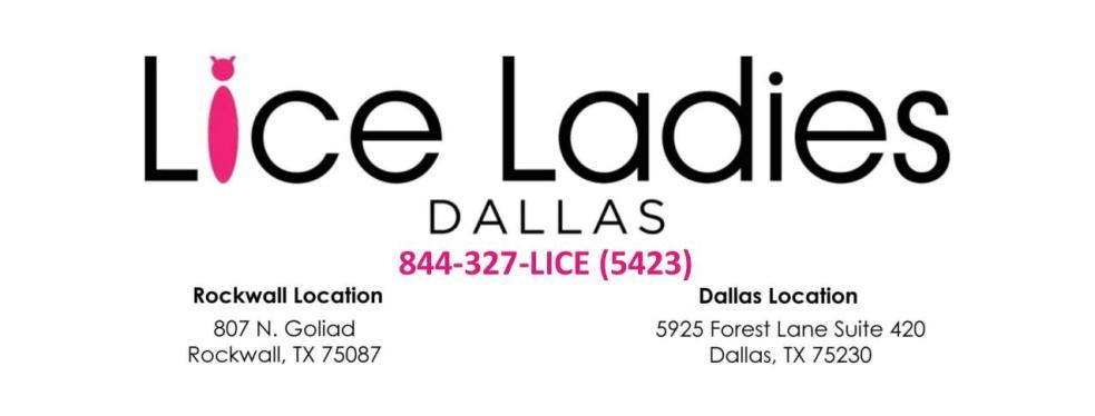 Lice Ladies - Dallas reviews | Lice Services at 807 N. Goliad - Rockwall TX