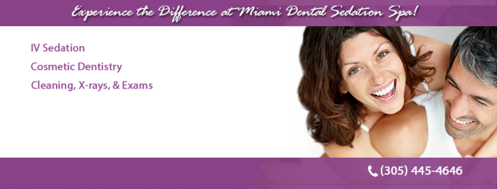 Miami Dental Sedation Spa reviews | Cosmetic Dentists at 401 SW 42nd Ave. - Miami FL