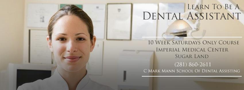 C. Mark Mann School of Dental Assisting reviews | Specialty Schools at 1111 Hwy 6 Ste. 220 - Sugar Land TX