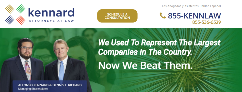 Kennard Law reviews | Business Law at 2603 Augusta Drive - Houston TX